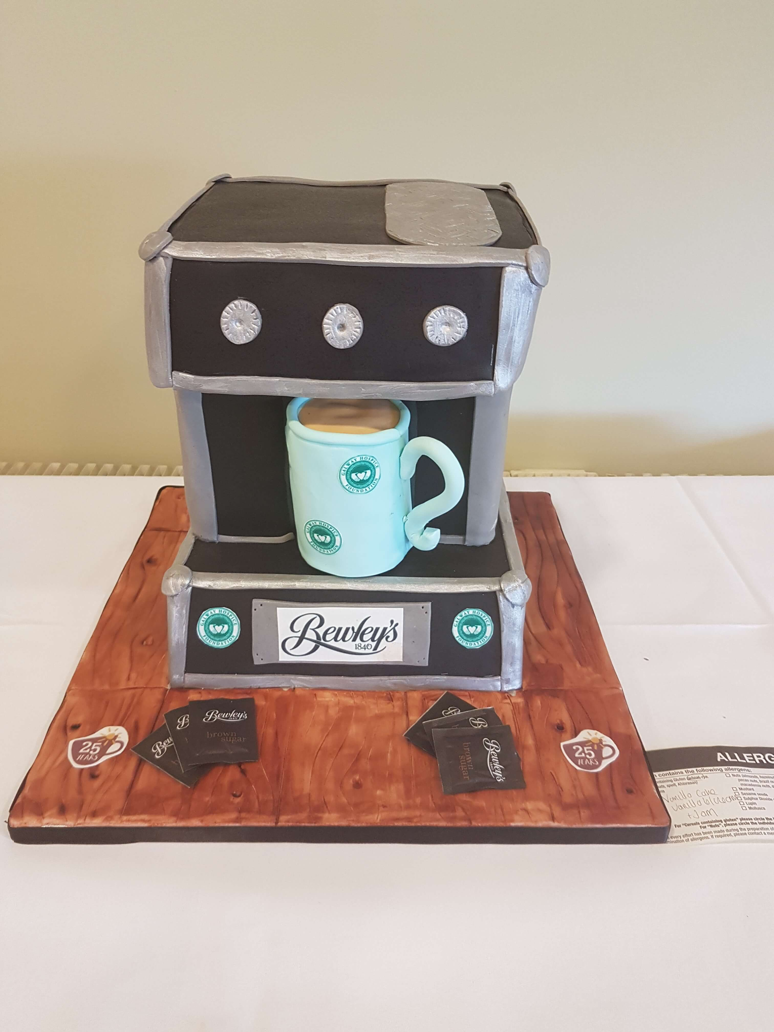 """A Delicious Coffee Day Coffee """"Machine"""""""