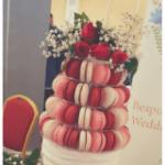 wedding cake flavour
