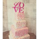 wedding cake size