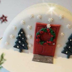 Boozy Christmas Cake
